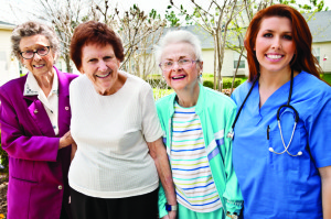 Admission Information for Park Manor of Conroe - Skilled Nursing & Rehabilitation Home in Conroe, TX.
