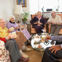 Seniors leave good Reviews, Ratings, and Testimonials after a stay at this nursing home